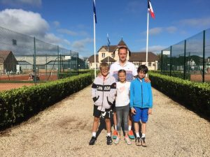 Tournoi national 10 ans à Cabourg