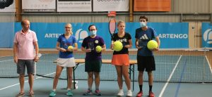 LINSELLES TENNIS : 1ER TOURNOI NATIONAL DE TENNIS ADAPTE